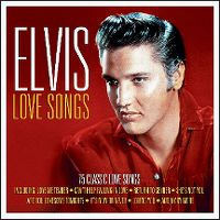 Cover Elvis Presley - Love Songs [2015]